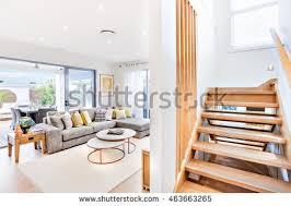 Living Room With Stairs Design Stairs Interior Stock Images Royalty Free Images U0026 Vectors