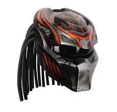 motorcycle helmets street helmets predator berserker rezzeя