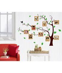 stickerskart wall stickers living room family photo tree 803 buy