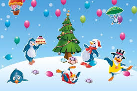 wallpaper designs for kids christmas wallpaper from walls and murals creates a festive look