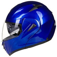 blue motocross helmet amazon com upgrades ilm 10 colors motorcycle flip up modular