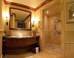 stone arch no door extra space how about a walk in shower with