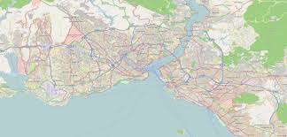 Istanbul On World Map by Istanbul Maps