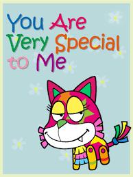 friendship cards cat piñata friendship card birthday greeting cards by davia
