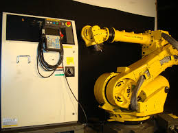 fanuc r 2000ia 165 210f rj3ib control low hours tested robots