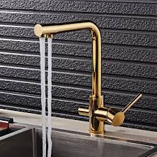 Online Get Cheap Gold Kitchen by Online Get Cheap Kitchen Sinks Taps Direct Aliexpress Com