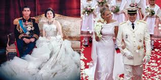 coming to america wedding dress the best royal wedding dresses of the last 70 years royal