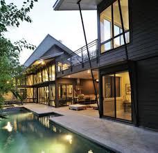 Interesting  Modern Homes Houston Decorating Design Of - Home design houston