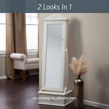 Jewelry Full Length Mirror Armoire Alibaba Manufacturer Directory Suppliers Manufacturers