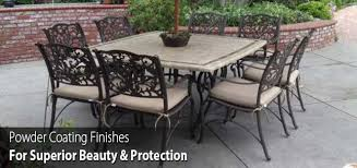 powder coating in sun valley ca all patio furniture