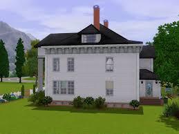 mod the sims north dakota farmhouse