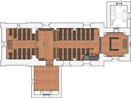 romanesque floor plan blistrup church u2013 elgaard architecture