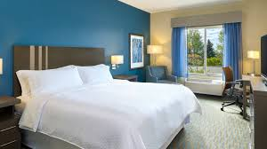 Gest Room by Williston Accommodations King Guest Room Four Points By
