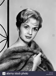 Debbie Reynolds by Debbie Reynolds Actress 1959 Stock Photo Royalty Free Image