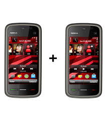 Sho Mobil mobiles nokia 5233 buy 1 get 1 free at best price