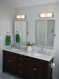 Mission Style Vanities Winning Pottery Barn Style Bathroom Vanity Look Alikes Like Lights