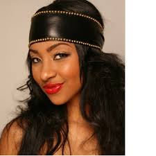 leather headband wardrobe query draya michele and adrienne bailon s latoia