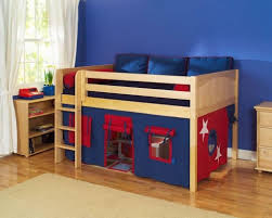Bunk Bed With Tent Ikea Low Loft Bed Tent Warm Ikea Low Loft Bed Modern Loft Beds