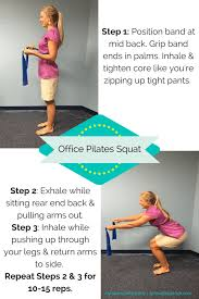 Desk Exercises At Work Pilates Exercise You Can Do At Your Desk
