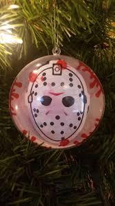 jason ornament jason voorhees horror icon