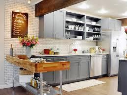 kitchen grey kitchen backsplash cream kitchen cabinets light