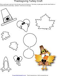 printable turkey cutout best photos of printable thanksgiving crafts free printable