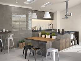 image ilot de cuisine aménager sa cuisine 15 îlots de cuisine avec coin repas intégré