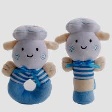 baby infant toys soft rattle and squeaker