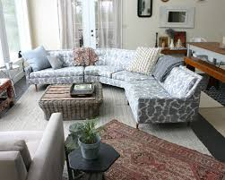 wedge sofa sectional houzz