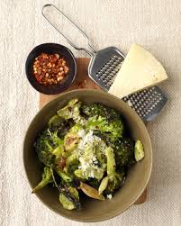 rachael ray roasted broccoli roasted broccoli with grated manchego