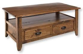 rustic storage coffee table small raw mango coffee tables