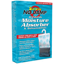 damprid 64 oz fragrance free high capacity moisture absorber