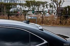 lexus is roof rack skipper lexus is250 is350 roof spoiler motivejapan