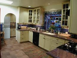 Mexican Tile Backsplash Kitchen by Mexican Tile Kitchen Home Decorating Interior Design Bath