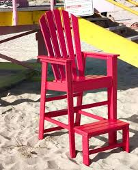 lifeguard chair plans build easy woodworking projects that sell