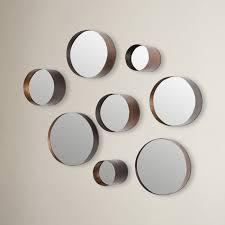 Mirror Sets For Walls Brayden Studio Lonergan 8 Piece Arlington Wall Mirror Set