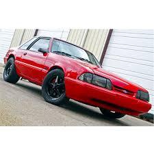 sve wheels mustang sve mustang drag wheel 15x10 gloss black 94 04 lmr
