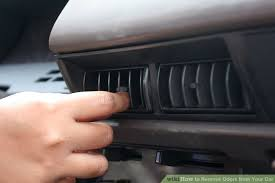 Car Interior Smells The Best Way To Remove Odors From Your Car Wikihow