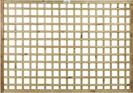 trellis 6x6 wooden fencing panel wooden fencing at harker garden