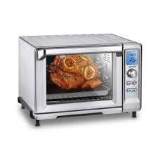 Cuisinart Tob 195 Exact Heat Toaster Oven Broiler Cuisinart Stainless Steel Toaster Oven Tob 200n The Home Depot