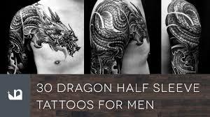 30 half sleeve tattoos for