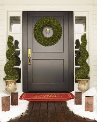 Christmas Topiaries Outdoor Led Boxwood Topiary Balsam Hill