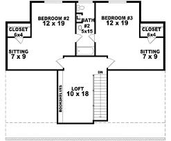farmhouse style house plan 3 beds 2 50 baths 2400 sq ft plan 81 736