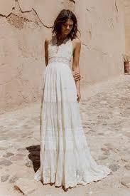 bohemian wedding dresses bridal gowns boho wedding dresses spell the