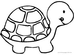Tortue Animaux  Page 2  Coloriages à imprimer