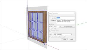 creating a basic component sketchup knowledge base