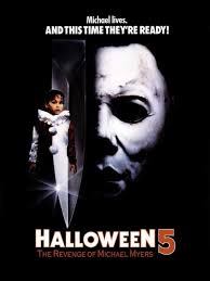 amazon com halloween 5 the revenge of michael myers dominique
