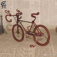2018 2015 new creative gifts diy bike model special tourism