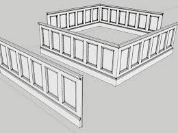looking to incorporate some wainscoting into your sketchup project