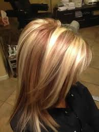 low light colors for blonde hair golden blonde hair with red lowlights hair beauty pinterest